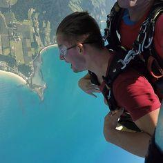 #australia #skydiving #cairns #missionbeach #ocean #greatbarrierreef #14000ft #beach by julianniller http://ift.tt/1UokkV2
