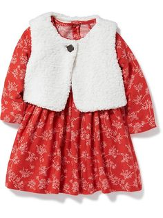 fd2f861592dd Shop Old Navy for cute outfits and clothing sets for your baby girl. Old  Navy is your one-stop shop for stylish and comfortable baby clothes at  affordable ...