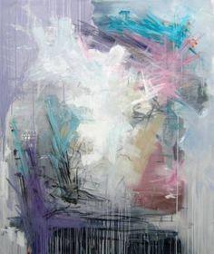 "Saatchi Art Artist Rikke Laursen; Painting, ""Abstrakt"" #art"
