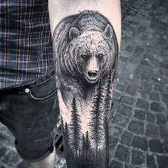медведь тату: 25 тыс изображений найдено в Яндекс.Картинках
