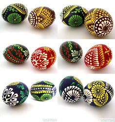 Pisanki – the decorated Easter eggs in Poland – Lamus Dworski Fun Crafts, Arts And Crafts, Polish Easter, Easter Egg Pattern, Polish Folk Art, Christmas Crafts, Christmas Decorations, Easter Colouring, Easter Traditions