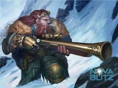ArtStation - Dwarf Blaster, Evan Surya Nugraha