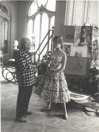 Famous Artist' Studios - Pablo Picasso