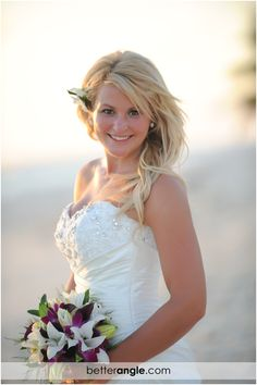 Love the light in this bridal portrait!