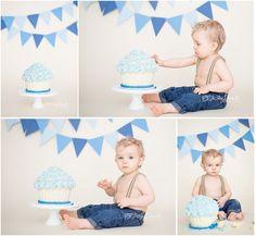 gold polka dots and confetti backdrop cake smash - Google Search