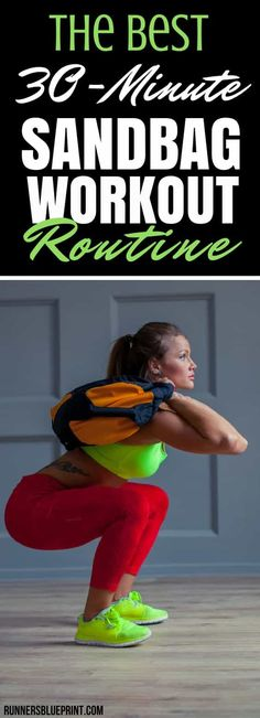 here is your sandbag workout training plan Top Ab Workouts, Effective Ab Workouts, At Home Workouts, Weight Workouts, Cross Training Workouts, Training Plan, Race Training, Endurance Training, Marathon Training