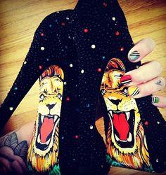 LoveeeThese #Lion # Fashion