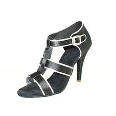 Dance Shoes - $33.99 - Women's Satin Leatherette Heels Sandals Latin Dance Shoes  http://www.dressfirst.com/Women-S-Satin-Leatherette-Heels-Sandals-Latin-Dance-Shoes-053026469-g26469