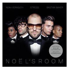 Noel's Room: Das neue Album der Schweizer Supergruppe um den Rapper Stress, den welschen Shootingstar Bastian Baker und den Frontsänger Noah Veraguth der Bieler Band Peagaus.  #Stress #BastianBaker #Pegasus