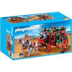 Playmobil Express Stagecoach