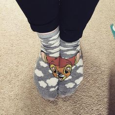 Primark has the most adorable (and affordable socks) Bambi <3