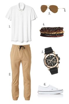 New Esentials Outfit Grid for Men starting from 3$