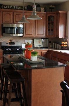 2014 L shape kitchen ideas | kitchen and lights decoration design ideas fancy l shape kitchen ...