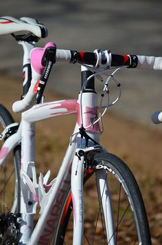 My Pinarello FP Quattro Pink just before it was disassembled and shipped from Glory Cycles on the east coast!