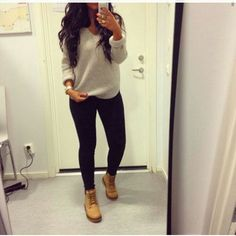 Sweater and boots// I'm getting obsess whit these boots