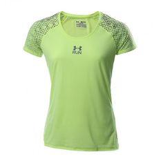 La camiseta Crossover de Under Armour para mujer te ofrece un diseño a tu medida suave y ligero para entrenar con mucha comodidad y gracias a su tecnología HeatGear® te mantendrás fresca y seca por mucho más tiempo.
