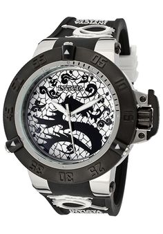 Price:$369.00 #watches Invicta 12136, The Invicta makes a bold statement with its intricate detail and design, personifying a gallant structure. It's the fine art of making timepieces.
