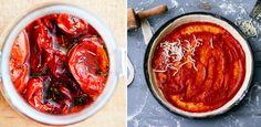 Przetwory z pomidorów: w oliwie, do spaghetti, pizzy, domowy sos