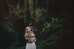 an amazing elopement of Nicole and Jon atop mount sutro in San Francisco captured by San Francisco wedding photographer Gabe McClintock. Wedding Poses, Wedding Photoshoot, Wedding Shoot, Wedding Couples, Photoshoot Ideas, Forest Wedding, Dream Wedding, Wedding Things, Wedding Dj