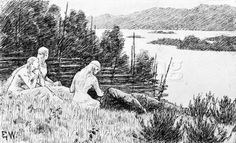 Fine Norwegian art images for publication. Picture agency based in Oslo/Norway. Saga, Andersen's Fairy Tales, Art Google, Folklore, Art Images, Norway, Museum, Drawings, Prints