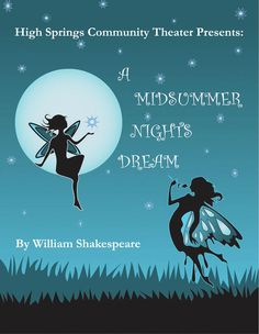 A Midsummer Nights Dream poster art Digital Art
