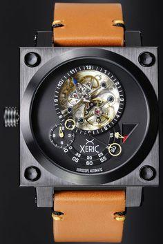 Xeriscope Squared Black/Tan
