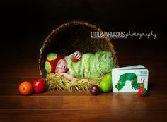A very hungry caterpillar {NYC & Westchester Newborn, Baby, Toddler, Cake Smash Photographer} » Little Whimsies Photography