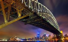 Places to see before you die...Sydney Harbour, Australia