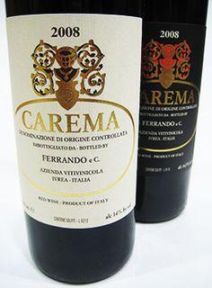 Ferrando 2008 Carema Etichetta Bianca e Nera