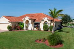 Luxury! Heated Pool & Gulf Access - vacation rental in Cape Coral, Florida. View more: #CapeCoralFloridaVacationRentals