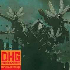 Dodheimsgard - Supervillain 2LP