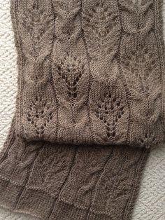 Ravelry: Dorchester Scarf/Shawl pattern by Donna Brooks