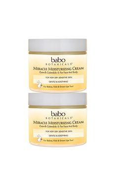 Miracle Moisturizing Cream// Babo Botanicals