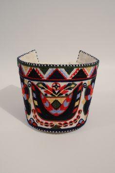 a traditional headwear from Kihelkonna (Kihelkonna tanu), Estonia