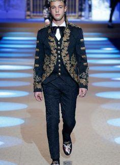 1e6d8bedee Todo sobre el desfile de Dolce & Gabbana con Maluma, Dybala y una legión de  millennials