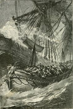 John Gilmore, Storm warriors : or, Life-boat Work on the Goodwin Sands (1875)