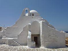 église de Paraportiani, Mykonos
