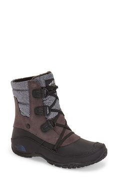 The North Face 'Nuptse Purna' Boot (Women) available at #Nordstrom