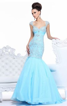 Mermaid Pageant Dresses for Teens