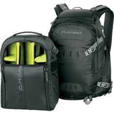 DAKINE Sequence Backpack with Camera Block #photogdad