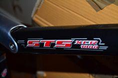 #GT STS XCR 1000 retro mountain bike frame Like, Repin, Share, Follow Me! Thanks!