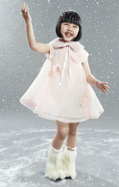 ALALOSHA: VOGUE ENFANTS: Lili Gaufrette for kids AW2011