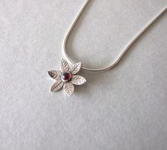 Hey, I found this really awesome Etsy listing at https://www.etsy.com/listing/195890166/silver-flower-necklace-flower-necklace