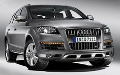 If I win the lottery tomorrow, I'm going out and buying a brand spankin' new Audi q7.  #perskinality