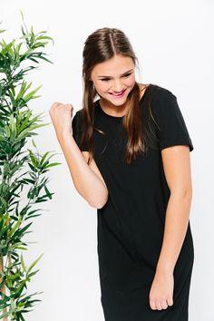 Wanda Dress Black