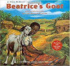 Beatrice's Goat: Page McBrier, Lori Lohstoeter: 9780689869907: Amazon.com: Books