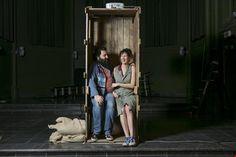 Met een bescheiden kunstfestival, inclusief theatervoorstelling en lunch, probeert het Mechels-Kontichse theatercollectief tist! een beetje nuance te injecteren in het vluchtelingendebat. Ook een Iraakse kunstenaar die in het opvangcentrum van Lint verblijft, werkt mee.