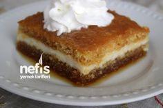 Ekmek Kadayıfı Nasıl Yapılır? (videolu) Turkish Recipes, Ethnic Recipes, Anna, Tiramisu, French Toast, Food And Drink, Sweets, Cooking, Breakfast