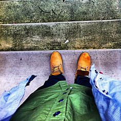 Raw Denim and Tims...