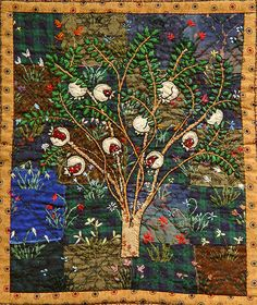 """Pomegranate Tree"".  Bozena's Pantry"